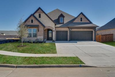 Flower Mound Single Family Home For Sale: 4812 Speyside Drive