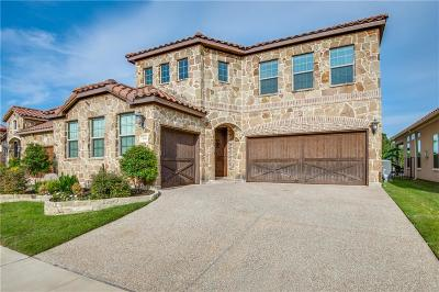 Denton County Single Family Home For Sale: 3616 Tuscan Hills Circle