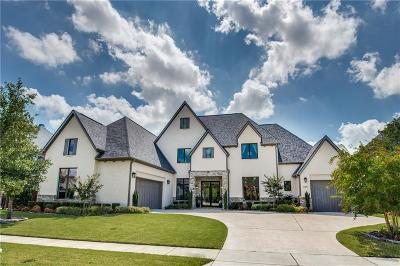 Frisco Single Family Home For Sale: 3997 Forest Park Lane