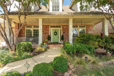 Frisco Single Family Home For Sale: 11466 Eaglebend Lane