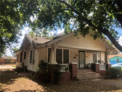 Brownwood Single Family Home For Sale: 403 W Depot Street