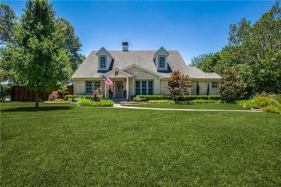 Dallas Single Family Home For Sale: 1515 Verano Drive