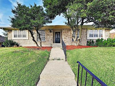 Garland Residential Lease For Lease: 3413 Valley View Lane