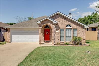 Grand Prairie Single Family Home For Sale: 1016 Gaines Mills Road