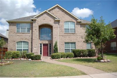 Frisco Single Family Home For Sale: 11924 Yoakum Drive