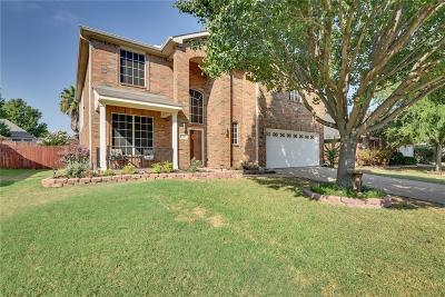 Mansfield TX Single Family Home For Sale: $300,000
