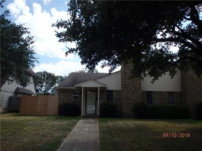 Richardson  Residential Lease For Lease: 634 Woodhaven Place