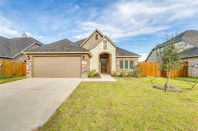 Crowley Single Family Home For Sale: 1632 Irene Drive