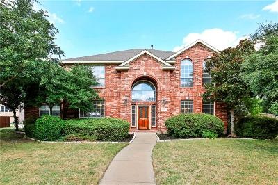 Plano Single Family Home For Sale: 2501 Haddock Drive