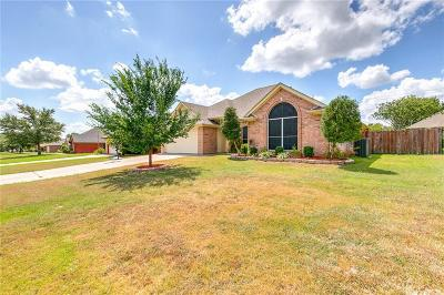 Cleburne Single Family Home For Sale: 1606 Hyde Park Boulevard