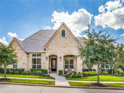 McKinney Single Family Home For Sale: 8105 Tonkawa Trail