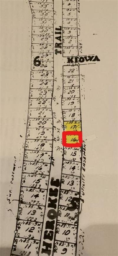 Parker County Residential Lots & Land For Sale: Tbd 16r Cherokee Trail