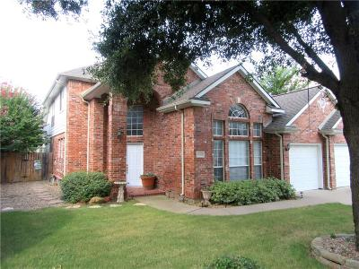 Corinth TX Single Family Home For Sale: $317,500