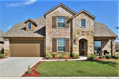 Forney Single Family Home For Sale: 1628 Village Creek Drive