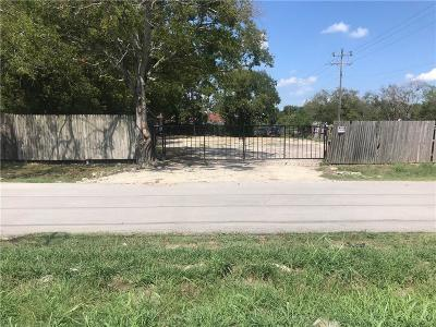 Terrell Commercial Lots & Land For Sale: 202 Crescent Drive