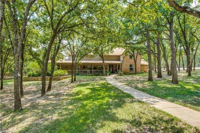 Double Oak Single Family Home For Sale: 285 Oak Trail Drive