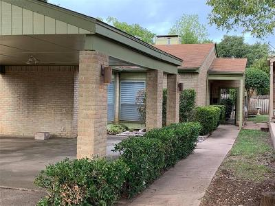 Euless Townhouse For Sale: 1518 El Camino Real