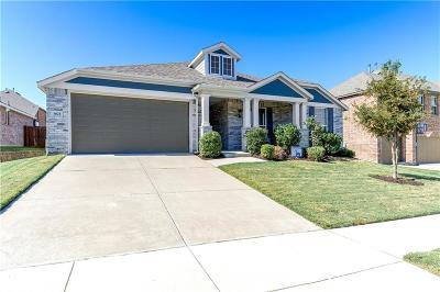 Wylie Single Family Home For Sale: 1621 Roberts Ravine Road