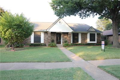 Garland Single Family Home For Sale: 3226 Kingswood Drive