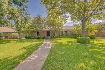Richardson Single Family Home For Sale: 2327 Woodglen Drive