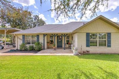 Parker County, Tarrant County, Hood County, Wise County Single Family Home Active Option Contract: 2806 Galaxy Street