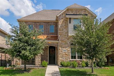 Aledo Single Family Home For Sale: 316 Post View Drive