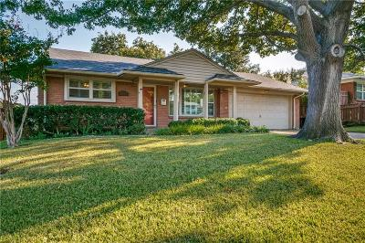 Single Family Home For Sale: 8815 Larchwood Drive
