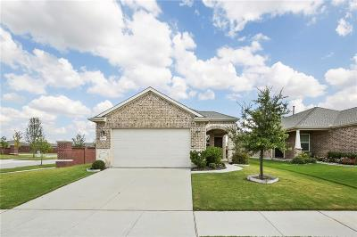 Denton County Single Family Home For Sale: 7886 Gulf Walk Road