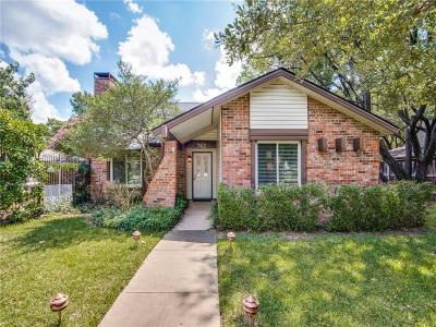 Lewisville Single Family Home Active Option Contract: 742 Sweet Gum Drive