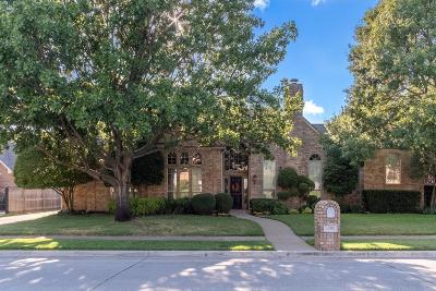 Colleyville Single Family Home For Sale: 6304 Kenshire Court