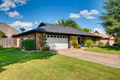 North Richland Hills Single Family Home For Sale: 7141 Barbados Drive