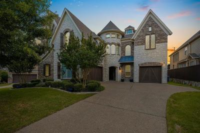 Allen Single Family Home For Sale: 1497 Willingham Drive