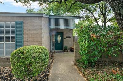 Dallas County Half Duplex For Sale: 10417 Pagewood Drive