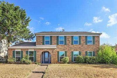 Dallas Single Family Home For Sale: 7233 Bayberry Lane
