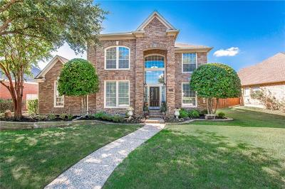 Dallas County, Denton County Single Family Home For Sale: 2012 Mulberry Way