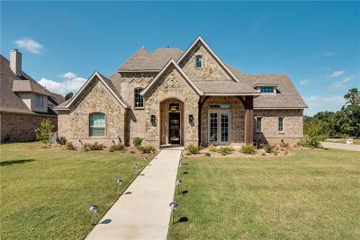 Denton Single Family Home For Sale: 4800 Crossvine