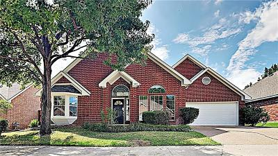 Mckinney Single Family Home For Sale: 5121 Feather