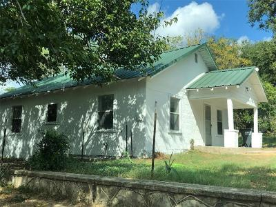 Hico Single Family Home For Sale: 508 N Kirk