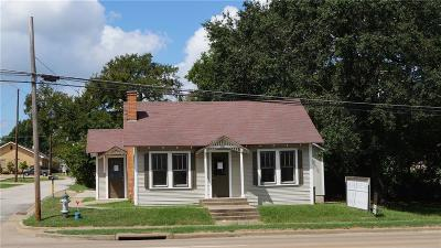 Canton Commercial For Sale: 581 S St Hwy 19 Highway