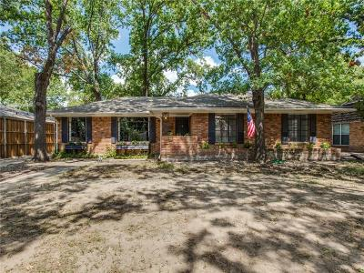 Dallas Single Family Home For Sale: 3259 Darvany Drive