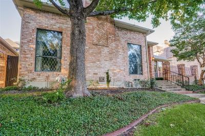Dallas County Single Family Home For Sale: 12142 Elysian Court
