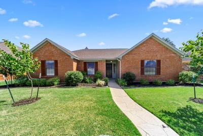 Garland Single Family Home For Sale: 2122 Orchard Trail