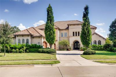Colleyville Single Family Home For Sale: 417 Riverpath