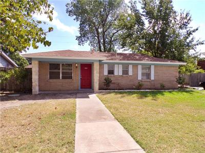 Euless Single Family Home For Sale: 1203 Paula Lane