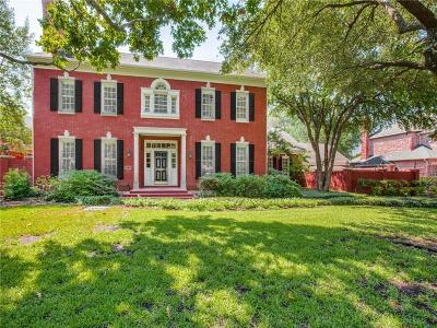 Single Family Home For Sale: 6218 Waggoner Drive