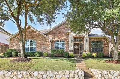 Garland Single Family Home For Sale: 1325 Greenhaven Drive