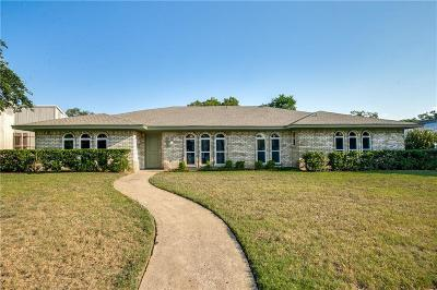 Plano Single Family Home For Sale: 3613 S Echo Trail