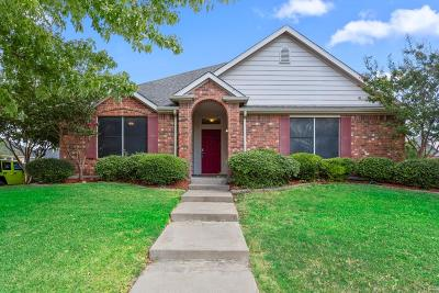 Midlothian Single Family Home For Sale: 2022 White Tail Drive