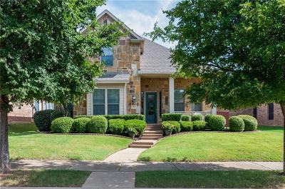 North Richland Hills Single Family Home For Sale: 8009 Creek View Drive