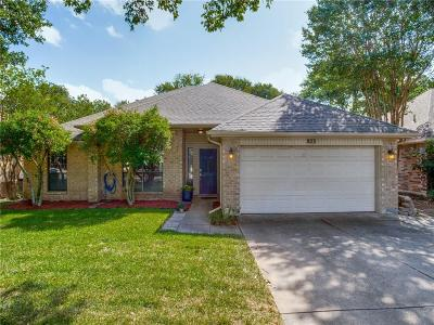 Cedar Hill Single Family Home For Sale: 823 Collins Boulevard